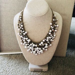 Stella & Dot Eve Bib Necklace
